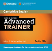 Advanced Trainer 2Ed. Audio CDs (3)
