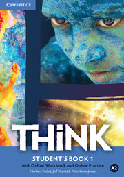 Think Level 1 Student's Book with Online Workbook and Online Practice