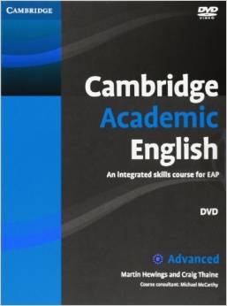 Cambridge Acade   C Academic Eng C1 Adv Class CD +DVD Pk