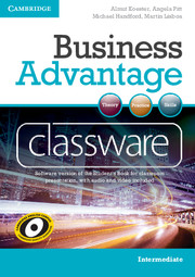 Business Advantage Int Classware DDR