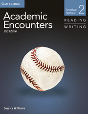 Academic Encounters Level 2   2-Book Set (Student's Book Reading and Writing and Student's Book Listening and Speaking with DVD)  American Studies