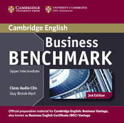 Business Benchmark 2Ed Up-Int Bus Vantage CD x2