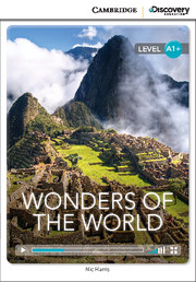 Wonders of the World High Beginning Book with Online Access