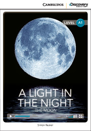 A Light in the Night: The Moon (Book with Online Access)