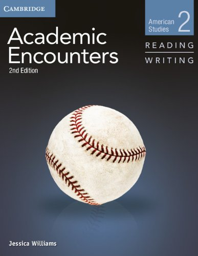 Academic Encounters Level 2  Student's Book Reading and Writing  American Studies  2nd Edition