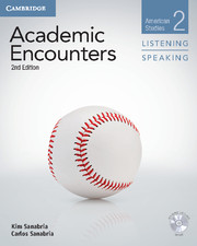 Academic Encounters Level 2  Student's Book Listening and Speaking with DVD  American Studies  2nd Edition
