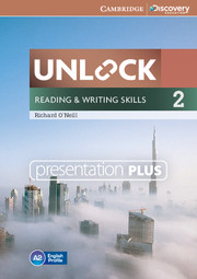 Unlock Level 2 Reading and Writing Skills Presentation Plus DVD-ROM