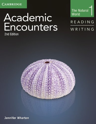 Academic Encounters Level 1  Book Set (2) (Student's Book Reading and Writing and Student's Book Listening and Speaking with DVD) The Natural World