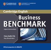 Business Benchmark 2Ed Up-Int BULATS CD x 2