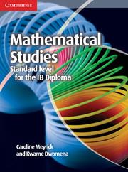 ib standard level math