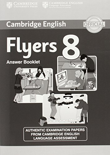 Cambridge English Young Learners 8 Flyers 