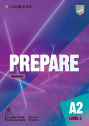 Prepare 2Ed Level 2 Workbook with Audio Download