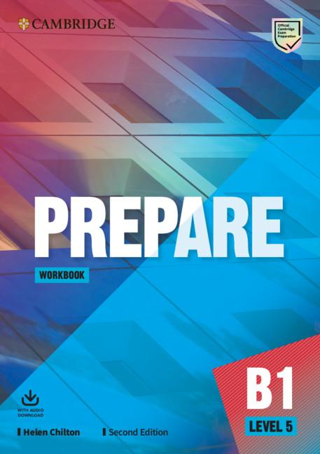 Prepare 2Ed 5 WB + Downloadable Audio