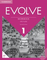 Evolve Level 1 Workbook with Audio