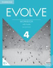 Evolve Level 4 Workbook With Audio