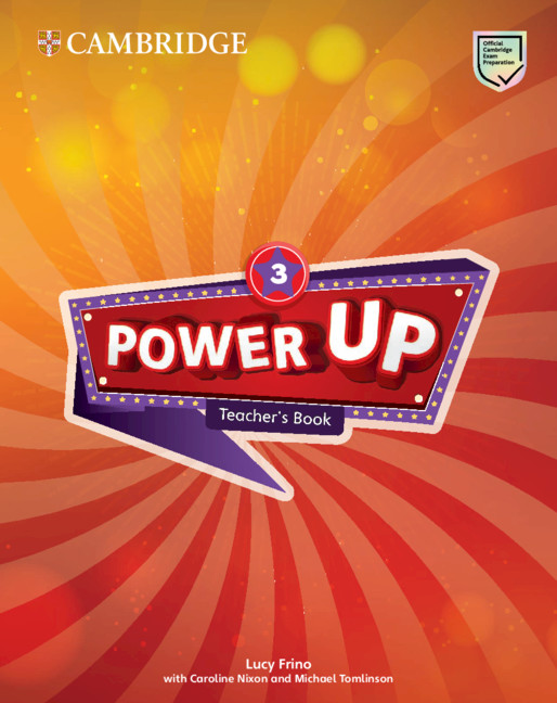 Power Up Level 3 Teacher's Book