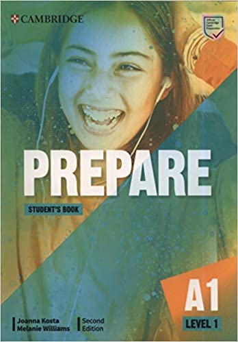 Prepare 2Ed 1 SB