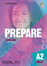 Prepare 2Ed Level 2 Student's Book