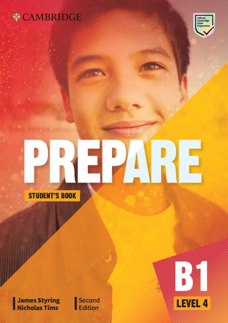 Prepare 2Ed 4 SB