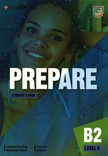 Prepare 2Ed Level 6 Student's Book