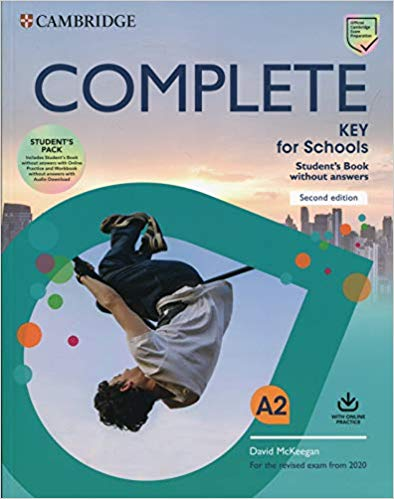 Complete Key For Schools Student's Book Without Answers With Online Practice And Workbook Without A