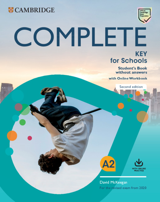 Complete Key For Schools Student's Book Without Answers With Online Workbook