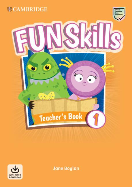 Fun Skills 1 TB + Audio Download