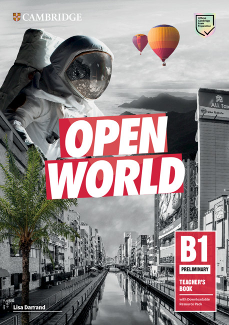 Open World Preliminary TB + Downloadable Resource Pack