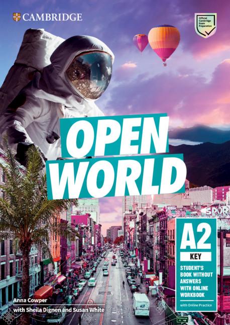 Open World Key SB no ans + Online WB