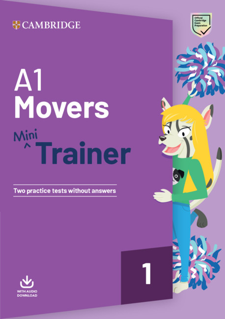 Movers A1  Mini Trainer + Audio Download (new format)