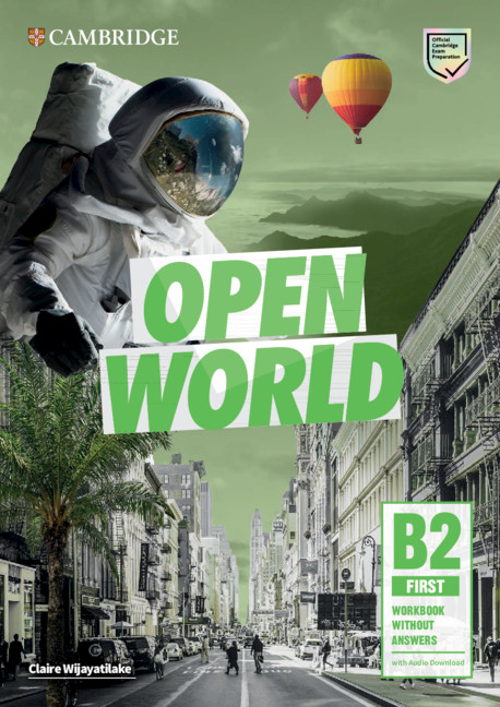 Open World First WB no ans + Audio Download