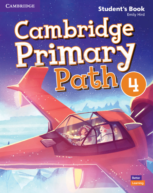 Cambridge Primary Path Level 4 Student's Book with Creative Journal