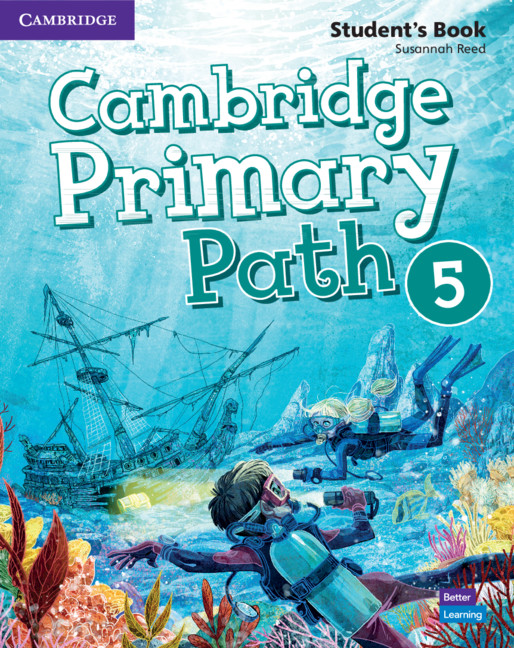 Cambridge Primary Path Level 5 Student's Book with Creative Journal