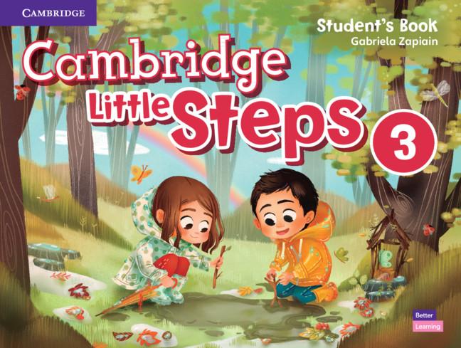 Cambridge Little Steps Level 3 Student's Book