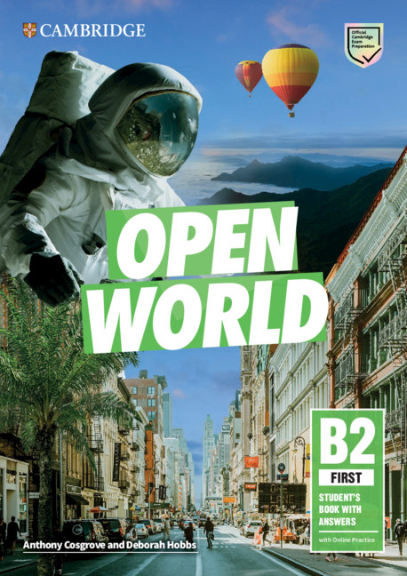 Open World First SB with ans + Online Practice