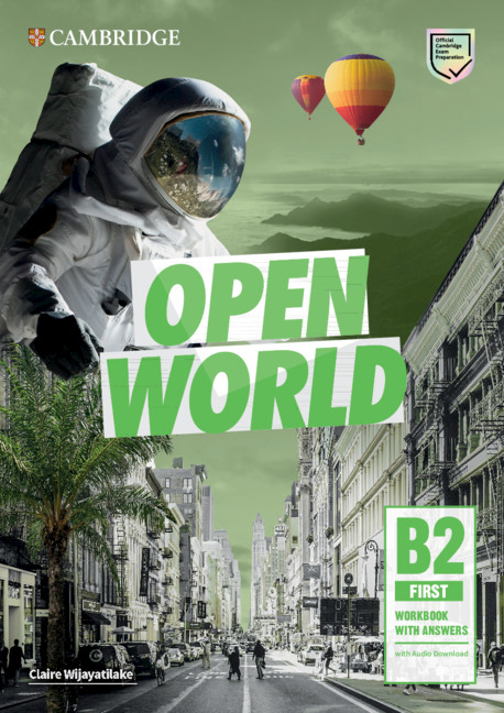 Open World First WB with ans + Audio Download