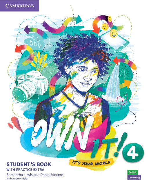 Own it! Level 4 Student's Book with Practice Extra