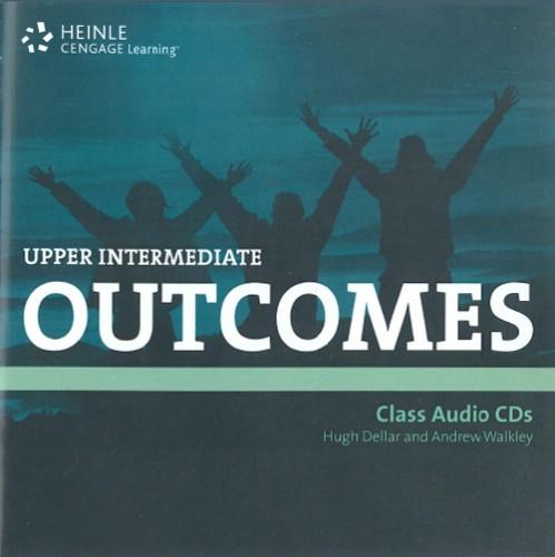 Outcomes Upper-Intermediate Class Audio CD(x2)