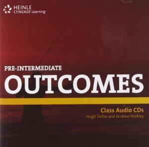 Outcomes Pre-Intermediate Class Audio CD(x2)