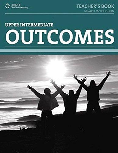 Outcomes Upper-Intermediate Teacher's Book