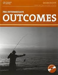 Outcomes Pre-Intermediate Workbook [with Audio CD(x1) & Key]