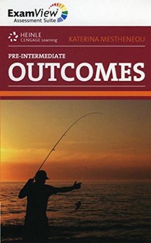 Outcomes Pre-Intermediate ExamView CD-ROM(x1)