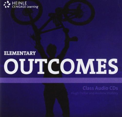 Outcomes Elementary Class Audio CD(x1)