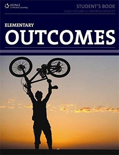 Outcomes Elementary Student's Book (with Pincode & Vocabulary Vuilder)