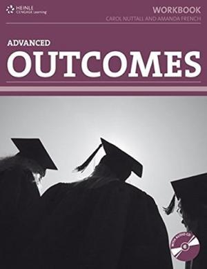 Outcomes Advanced Workbook [with Audio CD(x1) & Key]