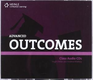 Outcomes Advanced Class Audio CD(x2)