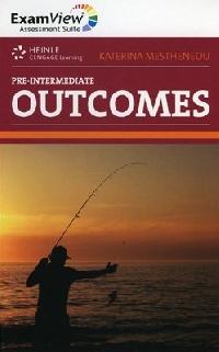 Outcomes Pre-Intermediate Interactive Whiteboard Software CD-ROM(x1)