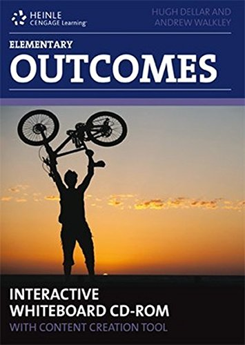 Outcomes Elementary Interactive Whiteboard Software CD-ROM(x1)