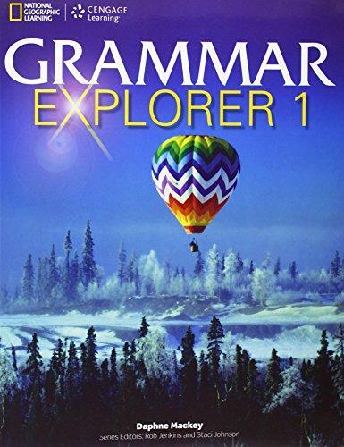 Grammar Explorer Level 1 SB