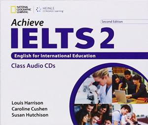 Achieve IELTS 2Ed 2 Cl CD(x2)